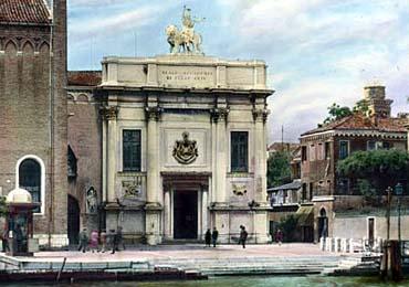 Raddoppiate le gallerie dell accademia venezia vive for Accademia arte milano