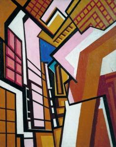 Mostra Vorticismo Guggenheim Venezia