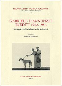 libro d-annunzio venezia