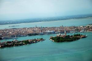 Idrovolante a Venezia