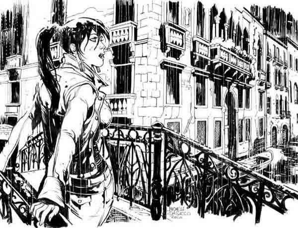 Fumetti Venezia