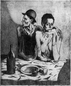Mostra di Picasso a Venezia