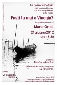 Esposizione fotografia Venezia