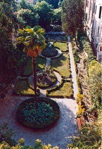 VENEZIA - Giardino Palazzo Nani Bernardo