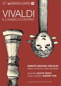 Concerto Vivaldi alla Fenice di Venezia