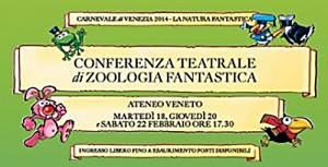 Zoologia fantastica Ateneo Veneto