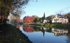 Aperitivo ecologico sul Brenta