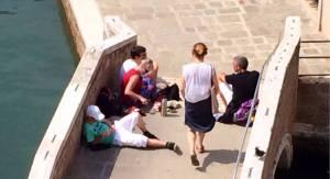 Degrado a Venezia