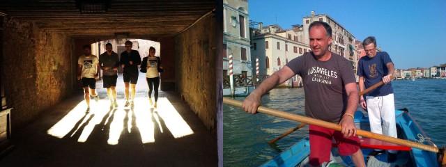 Venice by run
