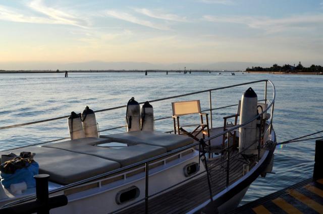 Escursione in laguna di Venezia