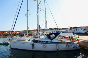 Barca per disabili