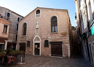 Scoletta dei Calegheri a Venezia