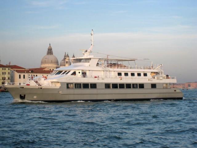 Venezia Redentore in barca 2017