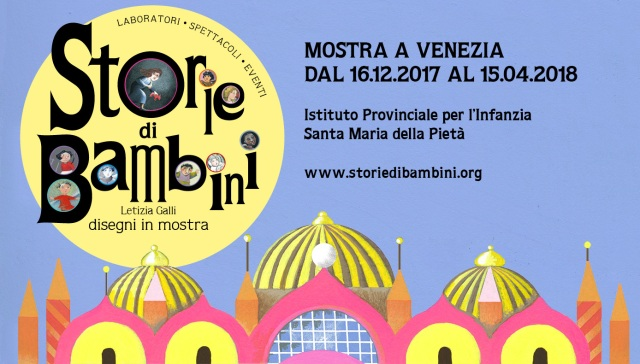 Storie di Bambini a Venezia