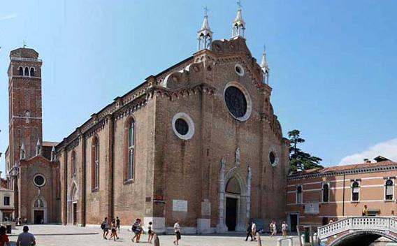 Chiesa dei Frari a Venezia