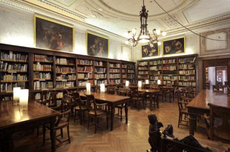Biblioteca Querini a Venezia