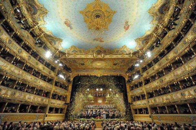 La Fenice a Venezia