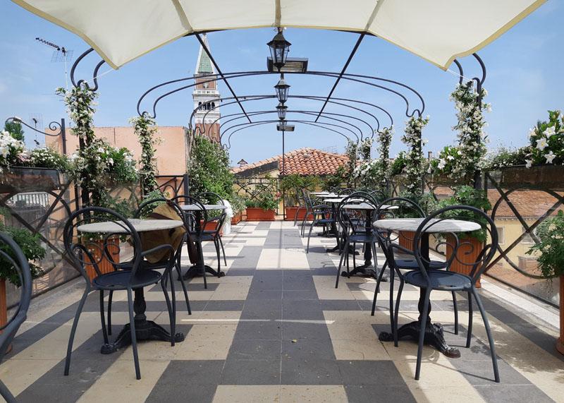 Aperitivo in terrazza a Venezia | Venezia vive