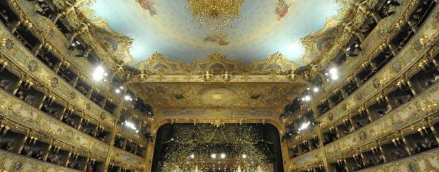 Visita guidata privata al Teatro La Fenice di Venezia