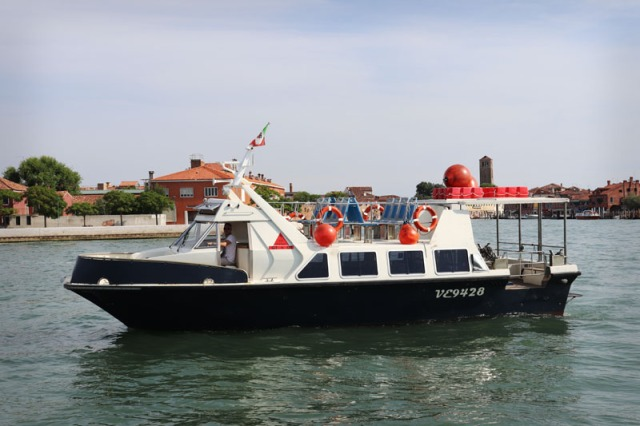 Tour barca laguna Venezia