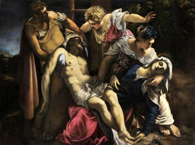 Mostra Tintoretto Venezia