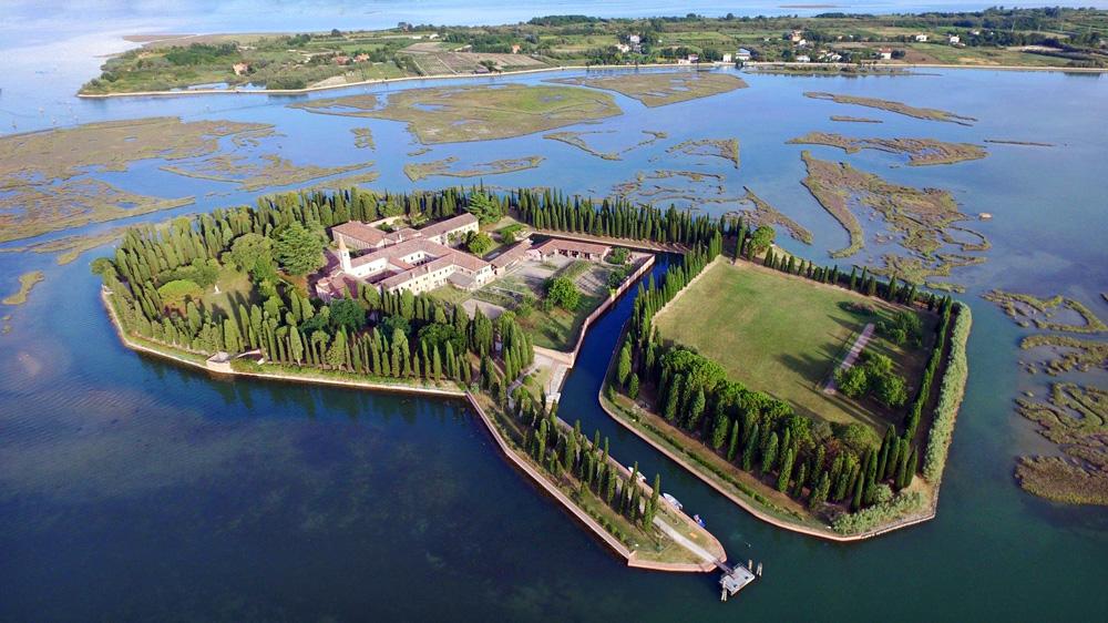 Les îles de Venise en bateau
