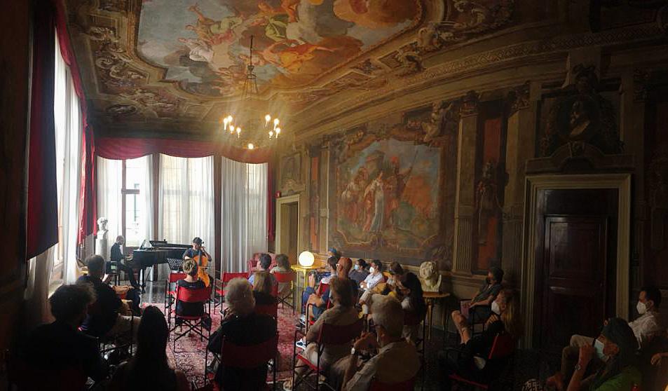 Concerto da camera a Venezia
